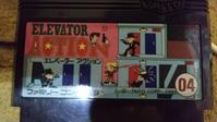 第4回 FC エレベーターアクション - レトロンガーの「休日はレトロゲームでしょ」