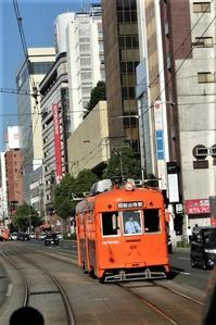 藤田八束の鉄道写真@観光と路面電車の利便性「松山の路面電車「」は素晴らしい・・・観光と交通の重要性、路面電車の役割 - 藤田八束の日記