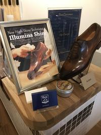 明日、6月5日は定休日です。 - Shoe Care & Shoe Order 「FANS.浅草本店」M.Mowbray Shop
