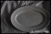 モントローの大皿、、、 - Salt&Orange時々Pepper