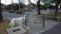Vol.1345 寛政町公園 - 小太郎の白っぽい世界