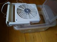 水式空気清浄機・・・実験中 - 化学物質過敏症・風のたより2