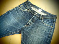 SOMET Writer's '08 Jeans Indigo 6th wash - Dear Accomplices