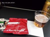 ◆ 機内食、その41 「クアラルンプール」へ(2016年12月 2回目) - 空と 8 と温泉と