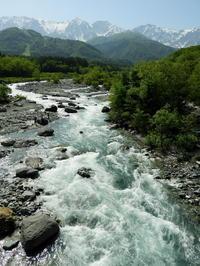 長野そぞろ歩き:ドライブ・白馬~大町 - 日本庭園的生活