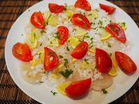 貝柱と新玉ねぎのサラダ - sobu 2