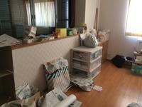 物置き部屋を何とかする!② - *Smile Handmade* ~スマイルハンドメイドのブログ~