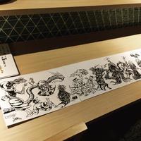 鳥獣戯画 2018 - xTKCx  artworks