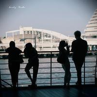 神戸のウォーターフロント♪ - Lovely Poodle