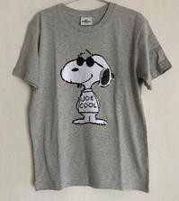 USJ土産 スヌーピーのスパンコールTシャツ - さすらいのバーブ坂田「笑わせるなよ泣けるじゃないか2」