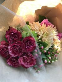 花が好きでして - 今日も気ままに
