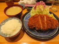 とんかつ檍 銀座店   ☆☆☆★ - 銀座、築地の食べ歩き