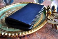 イタリアンレザー・エルバマット・長財布時を刻む革小物Many CHOICE - 時を刻む革小物 Many CHOICE~ 使い手と共に生きるタンニン鞣しの革