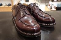 Paraboot CHAMBORD エイジング記録 - シューケアマイスター靴磨き工房 三越日本橋本店