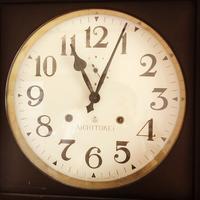 古時計。 - ミヤザキヒロシの中庭空間