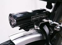 BROMPTON × CATEYE Newフロントライト - THE CYCLE 通信