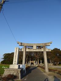 ウーナ50七つの珠15志登神社にて - ひもろぎ逍遥