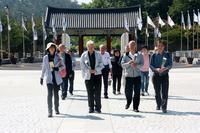 光州 5.18民主墓地を訪問 2018.6.1 - 第二次不二越強制連行・強制労働訴訟を支援する北陸連絡会