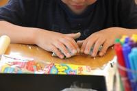 ウサギのお家 - 大阪府池田市 幼児造形教室「はるいろクレヨンのブログ」
