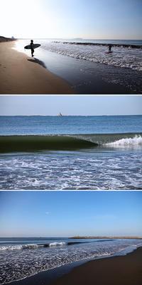 2018/06/05(TUE) 今朝はウネリがありました。 - SURF RESEARCH