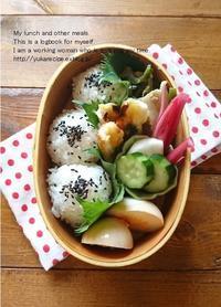6.5 焼き肉弁当&新企画「今日のお弁当すき間埋めおかず」vol.1 - YUKA'sレシピ♪