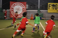 選手間で話し合う。 - Perugia Calcio Japan Official School Blog