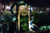 2018GW バリ旅行~池に浮かぶ雰囲気のいいレストラン「Warung Tepi Teping」 - LIFE IS DELICIOUS!