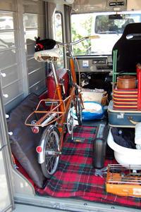 6月6日(水)定休日です / かわいい、Moulton Mini~♪ - ベロエキップ便り <江東区清澄白河の自転車屋さん&ハンドメイドも好きな店>