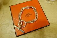 Hermes silver bracelet - carboots
