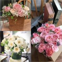 香りのあるバラに包まれて〜岩田屋コミュニティカレッジ - LaPetiteCloche プチクローシュ