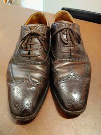 【Before/After】Stefano Bemer イルミナシャイン - Shoe Care & Shoe Order 「FANS.浅草本店」M.Mowbray Shop