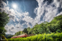 under sunlight - 箱庭の休日