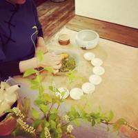 *6月の試飲会的茶会〜 - salon de thé okashinaohana 可笑的花