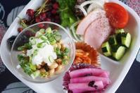 ■自家製納豆と大根の紫蘇漬けで ヘルシー美味しい!!朝ご飯】 - 「料理と趣味の部屋」