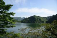 大日川ダムにて - 今日の空+α2