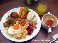 バンコク3日目✩プラーアーティット通りの人気の麺屋さん潜入 - 酒飲みパンダの貧乏旅行記 第二章