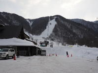 2018.02.10 平湯温泉スキー場 - ジムニーとカプチーノ(A4とスカルペル)で旅に出よう