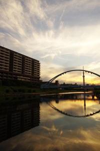 東京の川6 - はーとらんど写真感