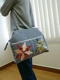口金バッグ - 1043 co-bo ~布と糸~