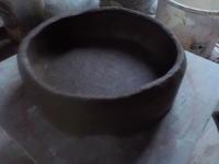 板から銅羅鉢 - 冬青窯八ヶ岳便り