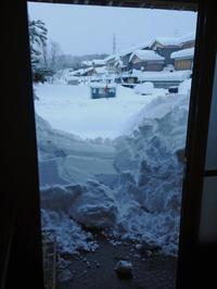 大雪との戦い。 - 平凡なプリウス乗りの日々