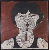 カテリナ・ドレロと赤祖父ユリ - 川越画廊 ブログ