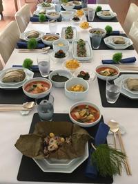 2018年5月の韓国料理 - 美味しい韓国 美味しいタイ@玄千枝クッキングサロン