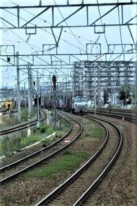 藤田八束の鉄道写真@貨物列車が観光事業に貢献できる、鉄道を利用して観光を地方創生の最有力事業となる、貨物列車の魅力 - 藤田八束の日記