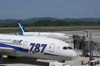 HIJ - 5 - fun time (飛行機と空)