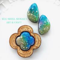 エッグシェルモザイク/EGG SHELL MOSAIC®とは? - 東京・卵の殻の虹色モザイク・EGG SHELL MOSAIC®/エッグシェルモザイク®