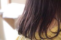 毛先の束感とスタイリング剤 - 館林の美容室~一人だから誰にも気を使わないプライベートな空間~髪を傷ませたくないあなたの美容室 パーセプションのウェブログ