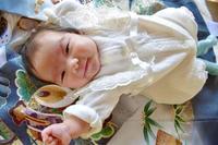 わら天神宮お宮参り - Kiki日記・結婚式カメラマンの子育てブログ