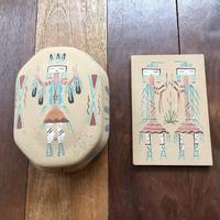 ネイティブアメリカン サンドアート小物 - BEATNIK OSAKA BLOG