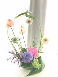 レッスンサンプル‥‥ - **おやつのお花*   きれい 可愛い いとおしいをデザインしましょう♪